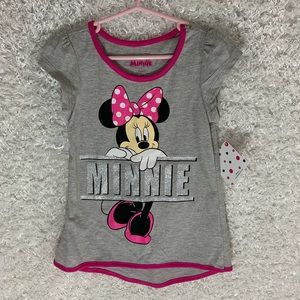 Disney Minnie mouse T-shirt 6X
